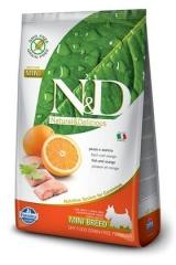 N&D Grain Free Dog Fish & Orange Adult Mini 800 Гр Беззерновой Для Взрослых Собак Мелких Пород Рыба С Апельсином Farmina