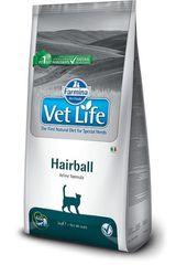 Vet Life Cat Hairball  400 Гр Снижает Образование И Способствует Выведению Шерстяных Комочков Farmina