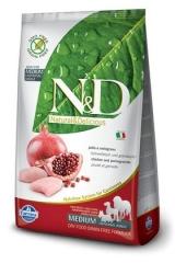 N&D Grain Free Dog Chicken & Pomegranate Adult 12 Кг Беззерновой Для Взрослых Собак Курица С Гранатом Farmina