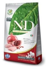 N&D Grain Free Dog Chicken & Pomegranate Adult 200 Гр Беззерновой Для Взрослых Собак Курица С Гранатом Farmina