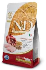 N&D Grain Free Cat Chicken & Pomegranate Neutered  1,5 кг Беззерновой Для Стерилизованных Кошек и Кастрированных Котов Курица С Гранатом Farmina