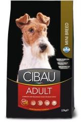 Cibau Adult Mini 2.5 Кг  Для Взрослых Собак Мелких Пород Farmina