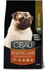 Cibau Sensitive Lamb Mini 2,5 Кг  Для Собак С Чувствительным Пищеварением Ягненок И Рис Farmina