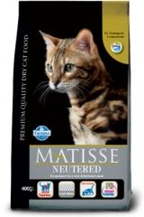Matisse Neutered 400 Гр Для Кастрированных и Стерилизованных Farmina